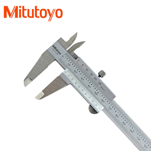 100 made in Japan Mitutoyo caliper 0 150MM 530 312 four with a vernier caliper 1.jpg 640x640 1